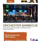 14. September : Orchester Barbecue
